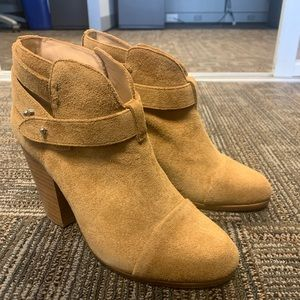 Rag and Bone - Harrow Booties size 36.5 - NEW